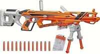 Nerf Toy Gun N-Strike Elite AccuStrike RaptorStrike (2-Day Ship)