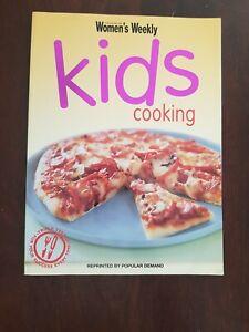 Kids Cooking by The Australian Women's Weekly, Pamela Clark (Paperback, 2006)