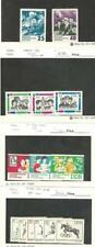 Germany - DDR, Postage Stamp, #693-697, 703-710, B118 Mint NH, 1964