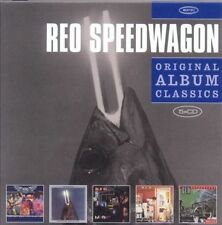 Original Album Classics [Box] by REO Speedwagon (CD, Aug-2011, 5 Discs, Sony Music Distribution (USA))