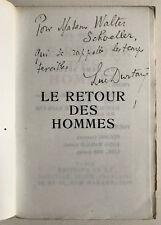 Widmungsexemplare, Französische Literatur, Luc Durtain