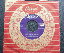 """7"""" Johnny Otis - Willie And The Hand Jive - USA Capitol"""