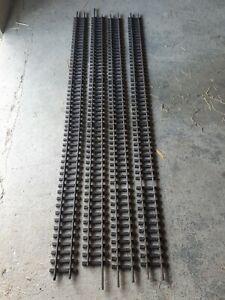 LGB Gleise 160 cm 4 Stück - gebraucht