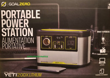 Goal Zero Yeti 200x Lithium Portable Power Station #GZ22070