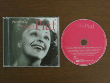 Edith Piaf Holland Import CD 2000 Eternelle EX