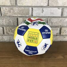 Vintage 1999 Fifa World Cup Womens Hyundai Baden Soccer Ball Football Collectors