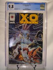 X-O Manowar #15 CGC NM/M 9.8 White Pages Turok Appearance!