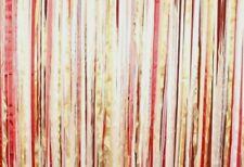 PhotoBooth Backdrops Holiday Ribbon Curtain Wedding Party Decoration Ribbons