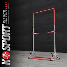 POWER STATION/DIP EXERCISE BAR KSSL060 REGULATED CHIN UP PUSH UP PULL UP K-SPORT