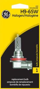 Headlight Bulb-S GE Lighting H9-65W BP