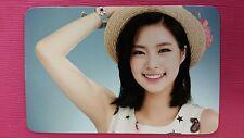 SONAMOO D.ANA Official Photocard #1 3rd Album I LIKE YOU TOO MUCH D ANA 디아나