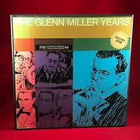 VARIOUS The Glenn Miller Years 1966 UK 6 X Vinyl LP Box Set EXCELLENT CONDIT  a