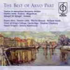Best Of The Jarvi Estonian NSO Studt Cleobury 0724358591422 CD