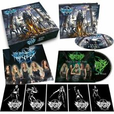 Burning Witches - The Witch Of The North CD Boxset +Patches 28.05.21 Vorverkauf