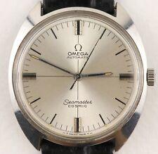 Vintage Omega Seamaster Crosshair Cosmic Ref:166.026 Tool 107 DATE