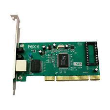 Karte Ethernet PCI Level One LAN Adapter PCI Karte GNC-0105T Neu