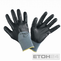PAIR OF HONEYWELL POLYTRIL AIR 3/4 Nitrile WORK GLOVES SIZE 10 / LARGE - NEW
