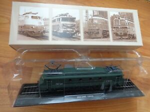 ATLAS EDITIONS 1/87 CLASSIC 1942 2D2 5302 STATIC LOCO LOCOMOTIVE