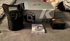PENTAX Pentax K K-3 23.4MP Digital SLR Camera With Extras