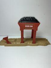Thomas Sodor Coal Tower plastic train accessory Learning Curve Gullane