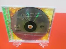 Tomorrow Never Dies(Sony PlayStation 1, 1999)Greatest Hits/No manual or Case Art