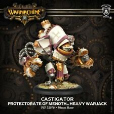 Warmachine: Protectorate of Menoth Castigator /Reckoner/Sanctifier (PIP32070)NEW