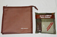 AIR INDIA Sealed TOILETRY KIT Complimentary AIRLINE TRAVEL BAG Souvenir VINTAGE