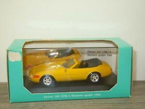 1969 Ferrari 365 GTS/4 Daytona Spider - Rio R2 Italy 1:43 in Box *53082