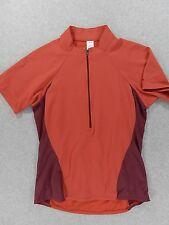 Patagonia Performance 1 2 Zip Short Sleeve Cycling Jersey (Womens Medium) a1d75b1e6
