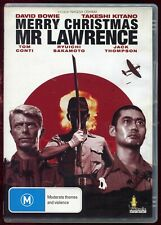 Merry Christmas Mr. Lawrence - R4 (DVD) David Bowie