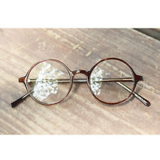 1920s Vintage Eyeglasses Oliver Retro 19R0 Brown Round Frames rubyruby