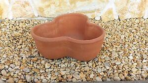 Terracotta Cotto Pflanztrog Pflanzschale Deko Italien Schale Blumen