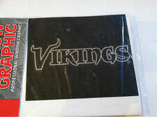 Minnesota Vikings Window Graphics Decal
