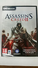 Assassin's Creed II 2 Apple Mac -