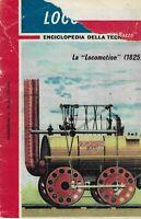 Locomotive - enciclopedie della tecnica - intrepido n.39 del 27-9-1962