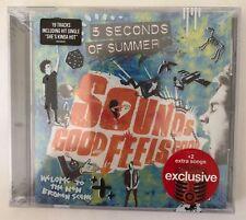 5 Seconds Of Summer Sounds Good Feels Good Exclusive Limited Bonus Tracks CD #2