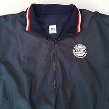 NYSBUA New York NY State Baseball Softball Umpires Association Blue Jacket XL