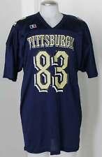 Russell Vintage Pitt / Pittsburgh Panthers Game Football Jersey Men Sz Xxl