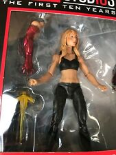 "Marvel Legends 6"" MCU Studios First Ten Years Pepper Potts Gwyneth Paltrow Loose"