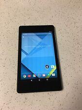 "ASUS Google Nexus 7 2013 2nd Gen. 16GB 7"" WiFi Android Tablet-Black###"