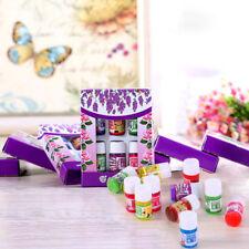6 Bottles Pure Essential Oils Fragrance Spa Bath Massage Skin Care Supply Pop
