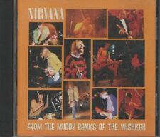NIRVANA CD 1996 FROM THE MUDDY BANKS WISHKAH - LIVE KURT COBAIN