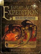 Fantasy Art Expedition, New, Books, mon0000128365
