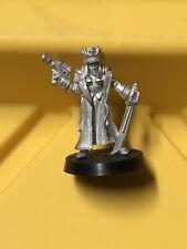 Warhammer 40k Female Commissar metal 1998 Games Day