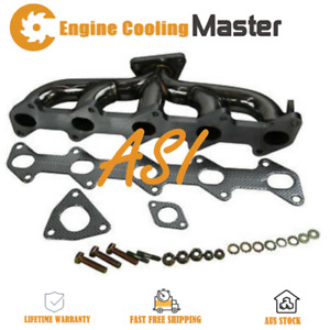 Exhaust Manifold Kits FOR LAND ROVER DISCOVERY 2 TD5 Stainless High Performance