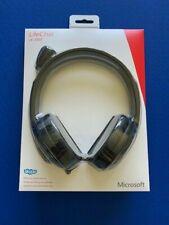 Microsoft LifeChat LX-3000 Noise Cancelling Stereo Skype USB Headset JUG-00013