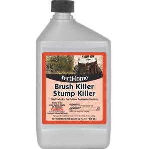 Ferti-lome 32Oz Concentrate Spray Tree Stump Vine Poison Ivy & Brush Killer NEW
