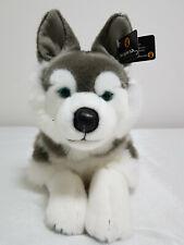 Anima Stuffed Animal Husky Dog Plush (42cm) New with tags!
