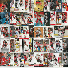 Patrik Elias Lot 55 Different Cards New Jersey Devils NHL Hockey See Scans