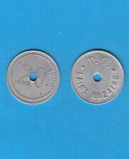 Bretagne Nécessité Saint-Nazaire 20 centimes en Alu P.G Prisonniers de guerre N2